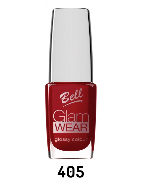 Vernis à ongles intense rouge