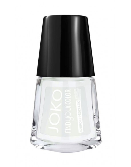 Vernis à ongles brillant white star