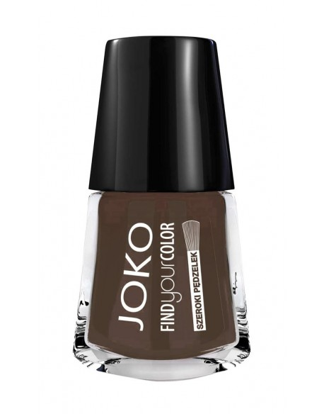 Vernis à ongles brillant coffee cream