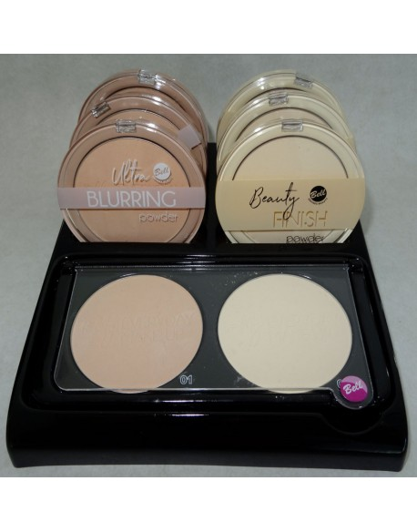 Présentoir Ultra Blurring Powder & Beauty Finish Powder